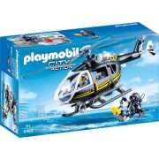 Playmobil 9363 Speciális egység helikoptere (új)