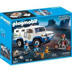 Playmobil 9371 Páncélautó (új)