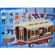 Playmobil 9398 Roncalli cirkuszi lakókocsi (új)