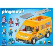 Playmobil 9419 Iskolabusz (új)