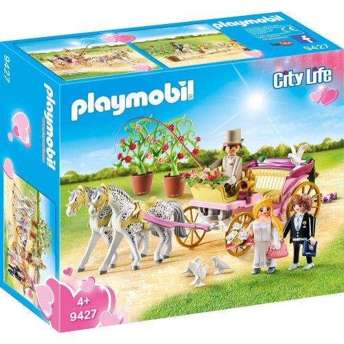 Playmobil 9427 Esküvői hintó (új)