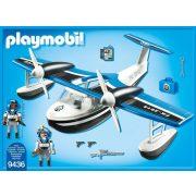Playmobil 9436 Rendőrségi hidroplán (új)