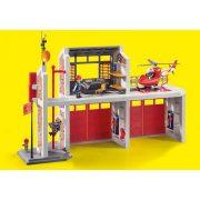 Playmobil 9462 Tűzoltóság helikopterrel (új)