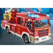Playmobil 9463 Tűzoltóautó emelőkosárral (új)