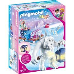 Playmobil 9473 Yeti szánnal (új)