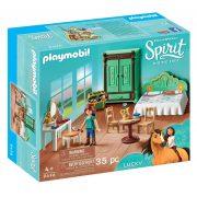 Playmobil Spirit 9476 Lucky hálószobája (új)