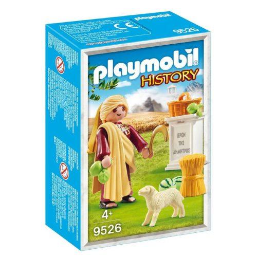 Playmobil 9526 Démétér görög isten (új)