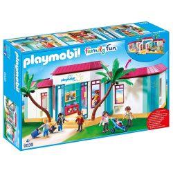 Playmobil 9539 Szálloda (új, csomagolássérült)