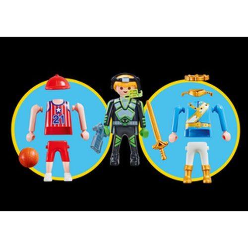 Playmobil 9828 Multifunkciós figura (új)