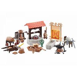 Playmobil 9842 Középkori vár kiegészítő készlet (új)