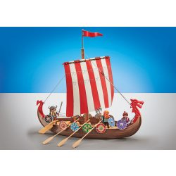 Playmobil 9891 Viking hadihajó (új)