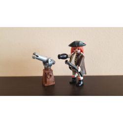 Playmobil Kalóz ágyúval (használt)