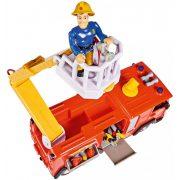 Sam, a tűzoltó - Ultimate Jupiter tűzoltóautó (új)