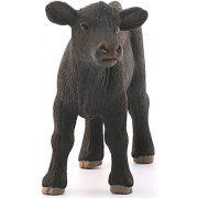Schleich 13880 Fekete Angus szarvasmarha borjú (új)