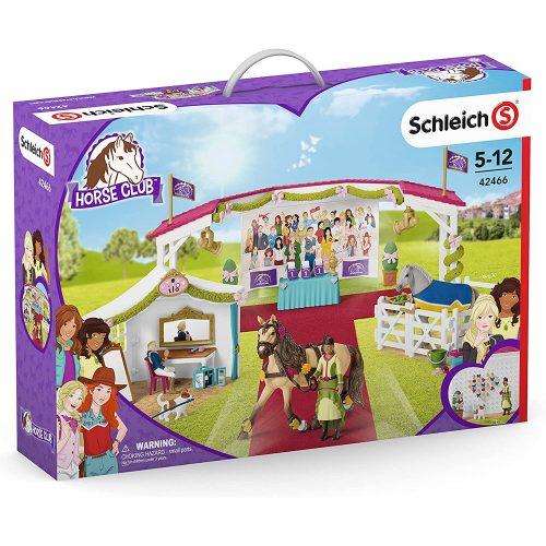 Schleich 42466 Nagy lovasbemutató (új)