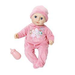 Zapf BABY Annabell játékbaba cumisüveggel 36cm (új)